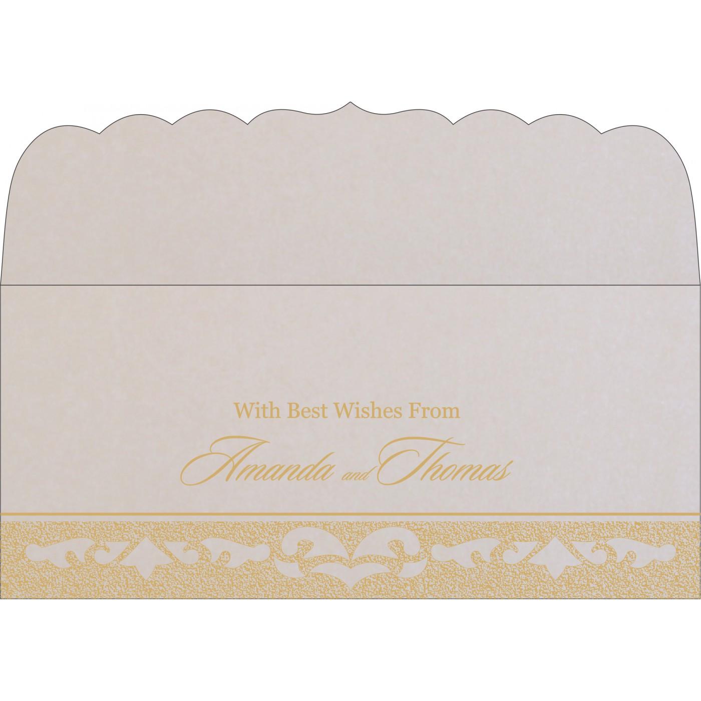 Money Envelopes : CME-8227D - IndianWeddingCards
