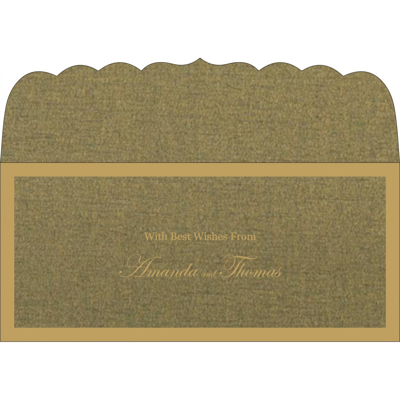 Money Envelopes : CME-8229P - IndianWeddingCards