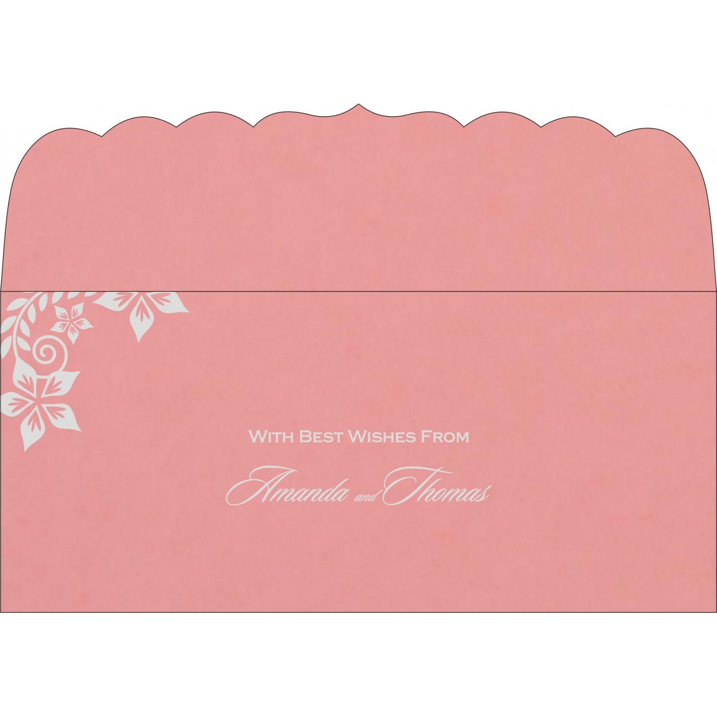 Money Envelopes : CME-8240G - IndianWeddingCards