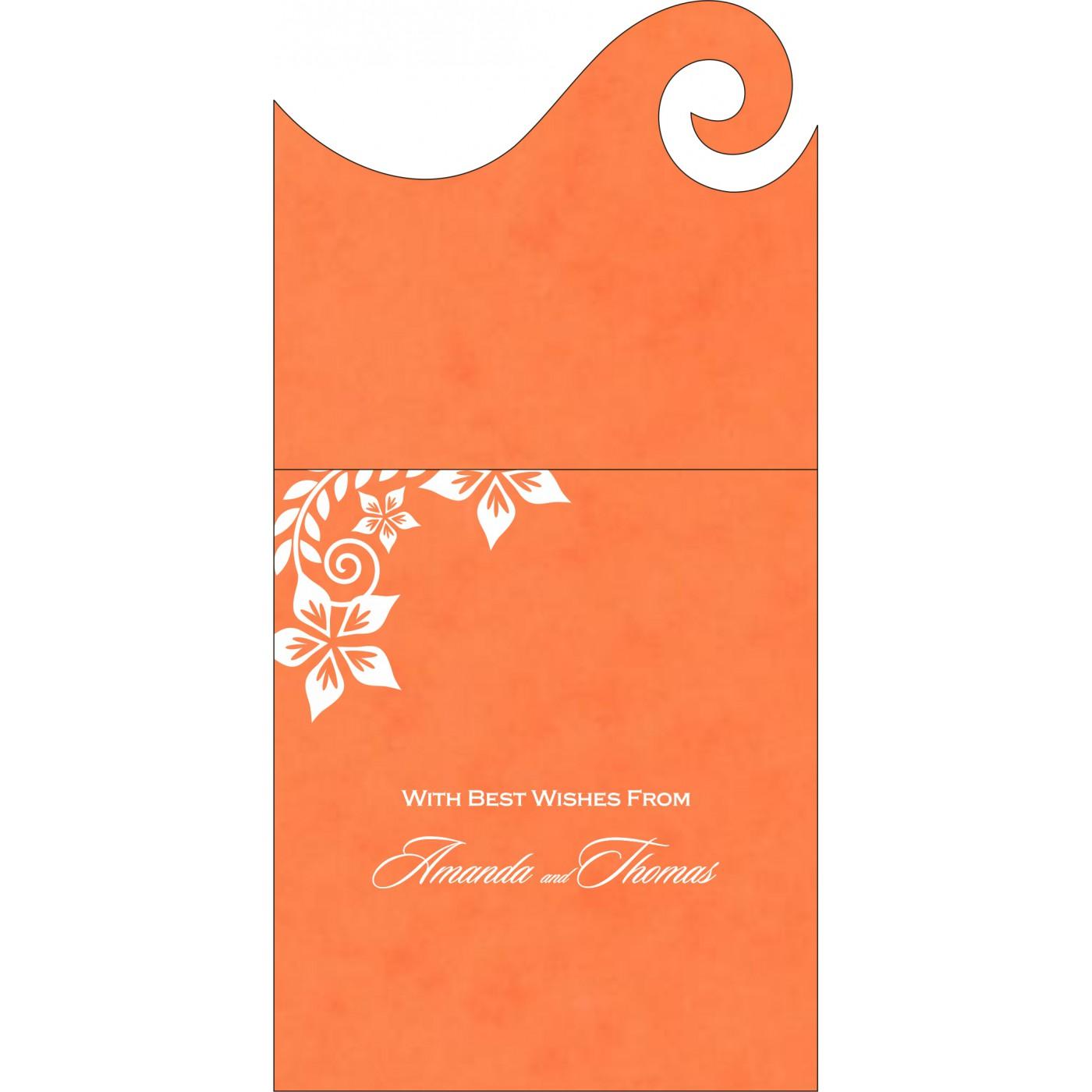 Money Envelopes : CME-8240M - IndianWeddingCards
