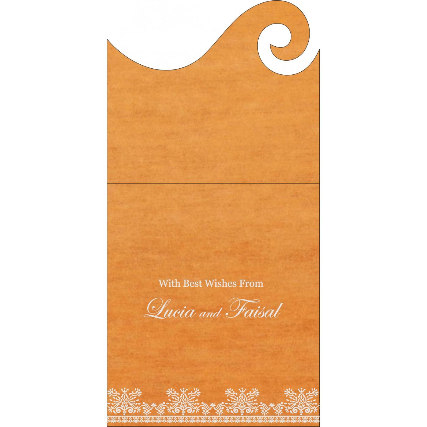 Money Envelopes : CME-8241H - IndianWeddingCards