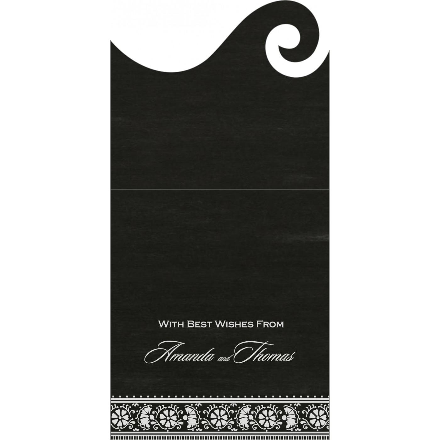 Money Envelopes : CME-8242B - IndianWeddingCards