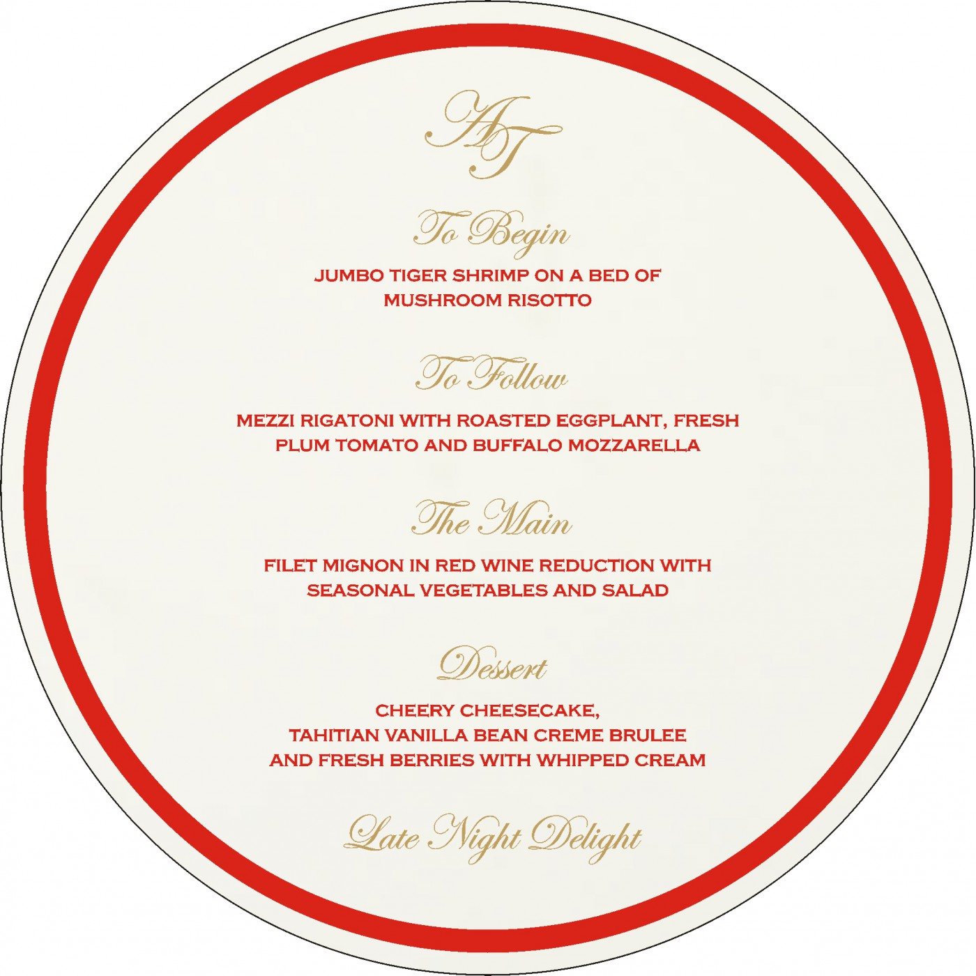 Menu Cards : CMENU-8216L - IndianWeddingCards