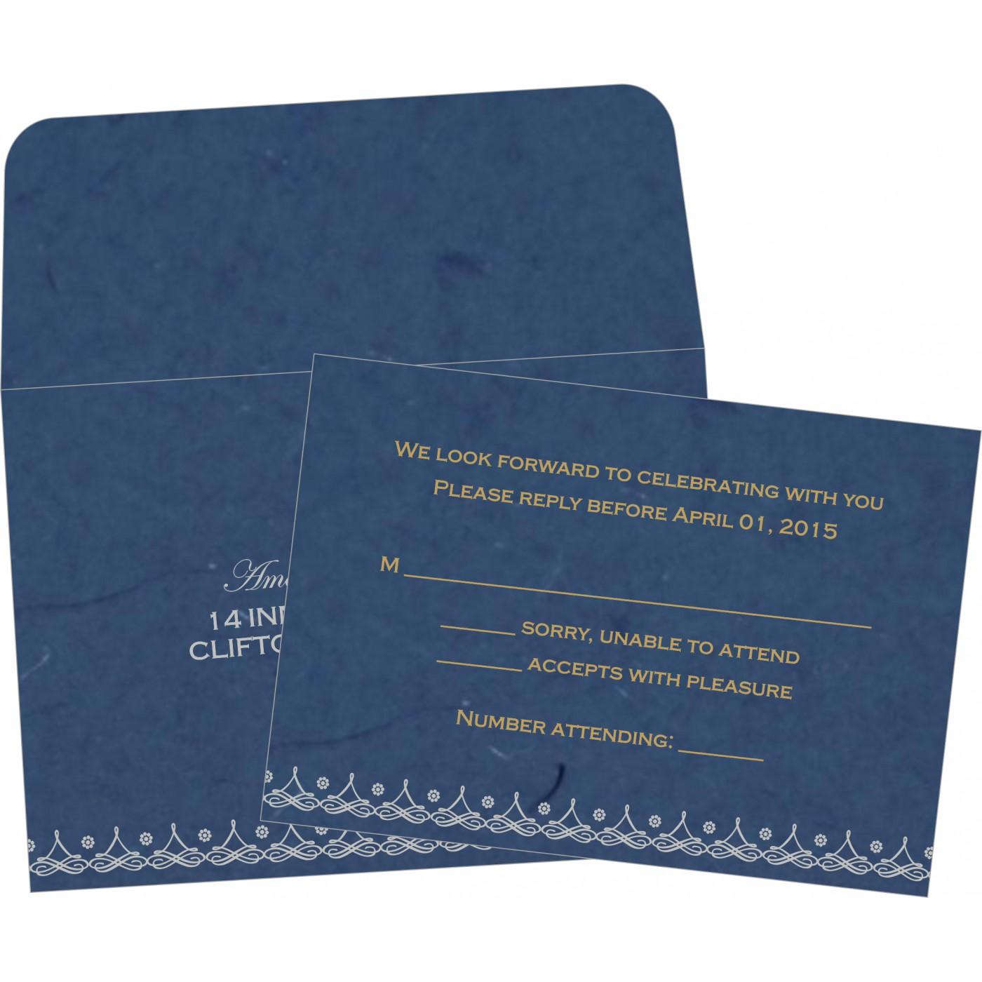 RSVP Cards : RSVP-5004F