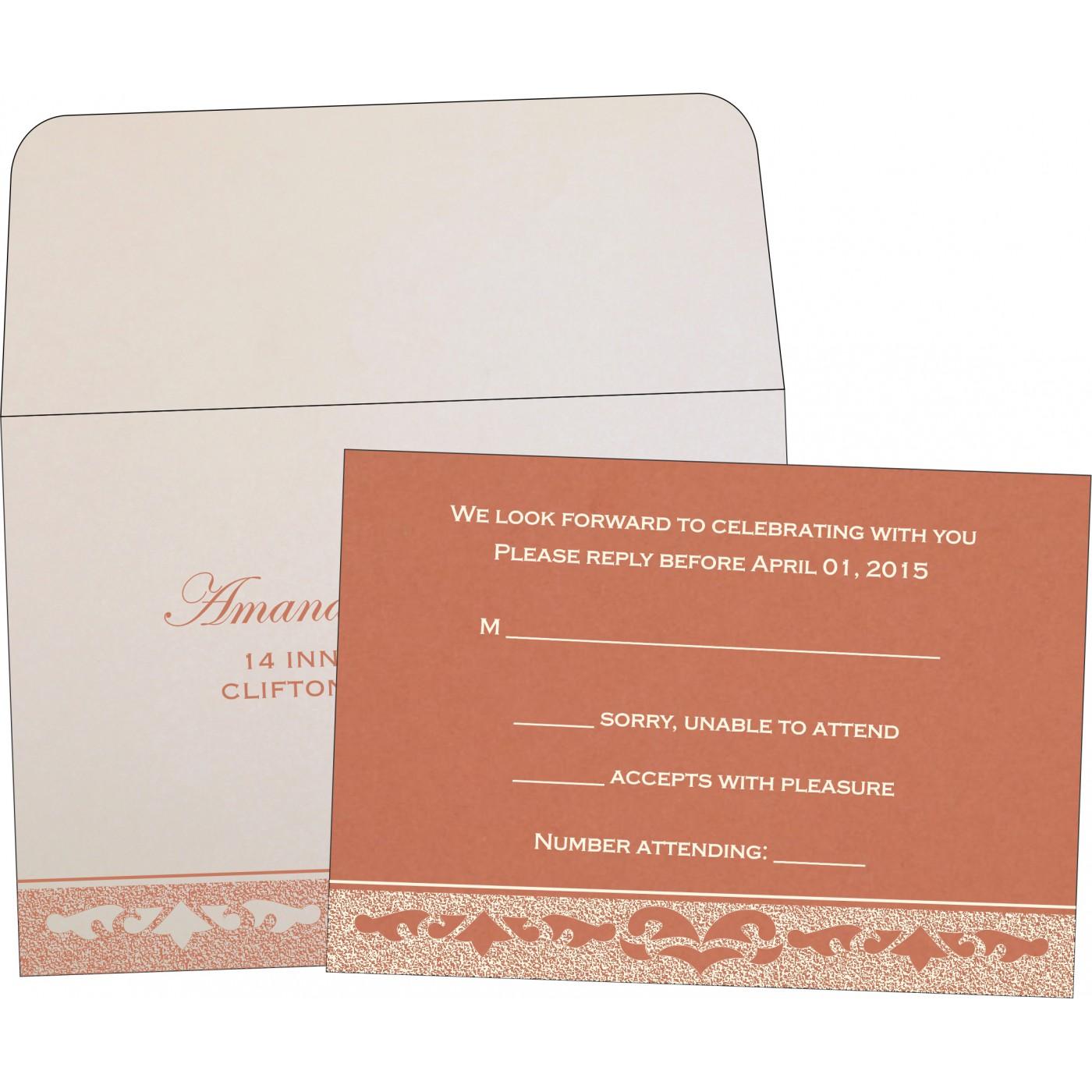 RSVP Cards : CRSVP 8227L
