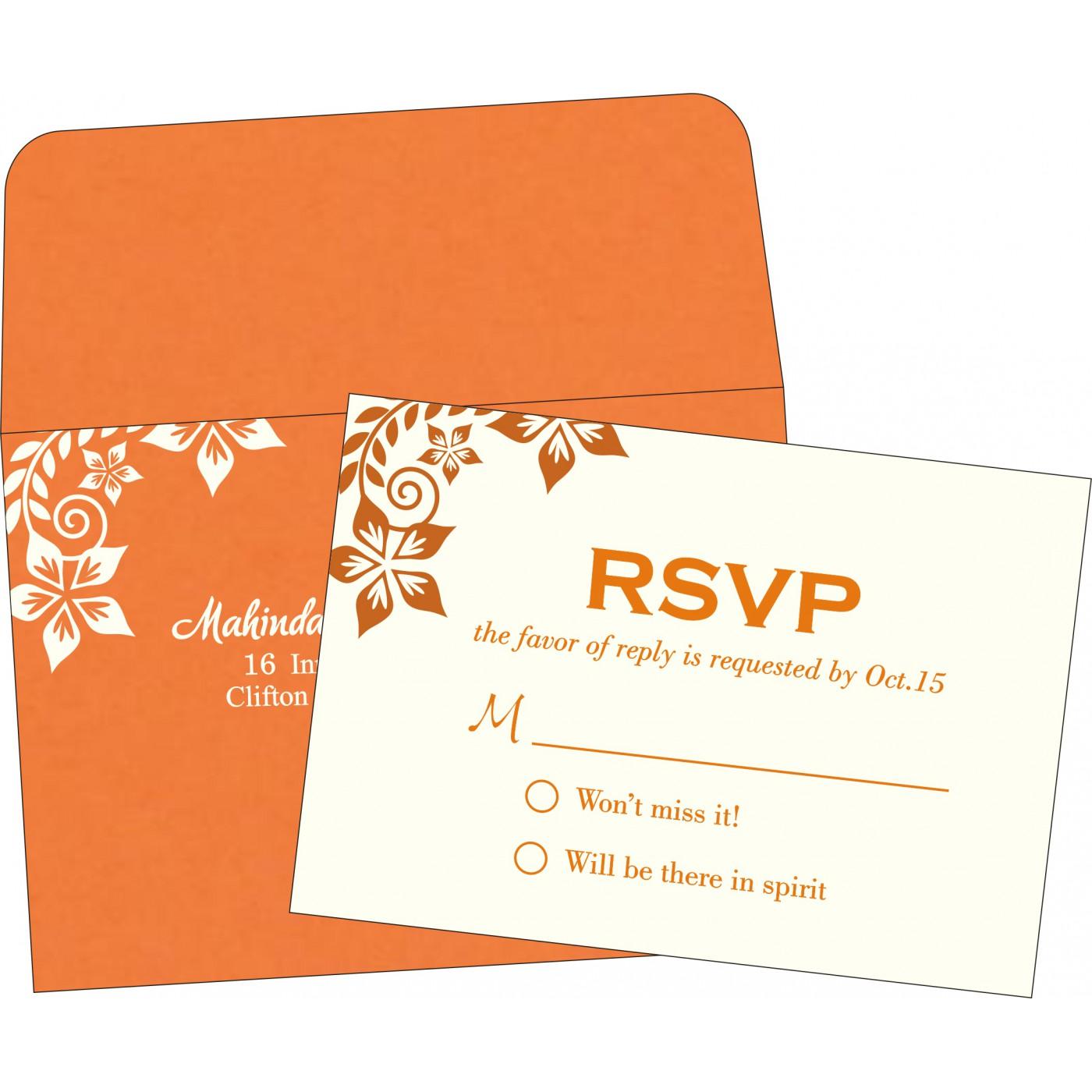 RSVP Cards : CRSVP 8240K