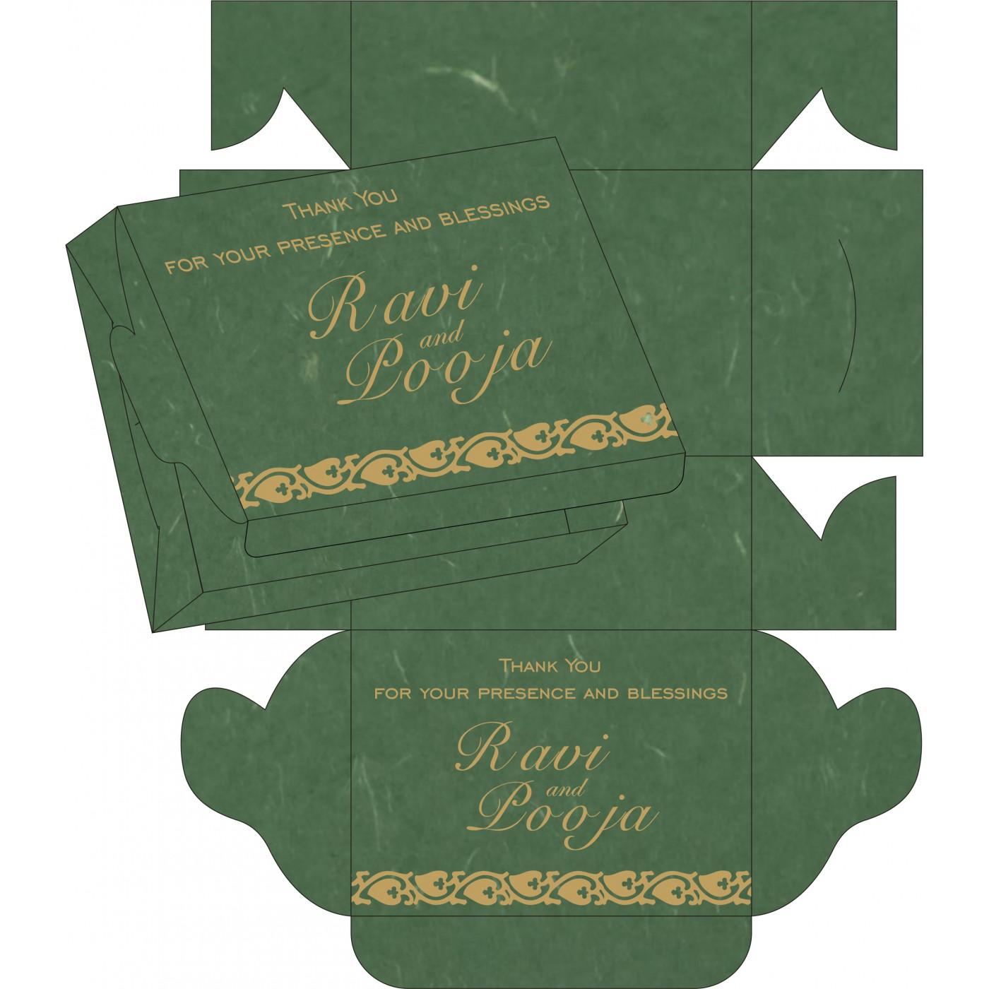 Sweet Boxes : CSB-5005I - IndianWeddingCards