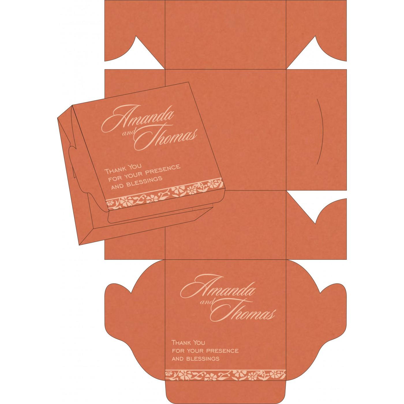 Sweet Boxes : CSB-8222P - IndianWeddingCards