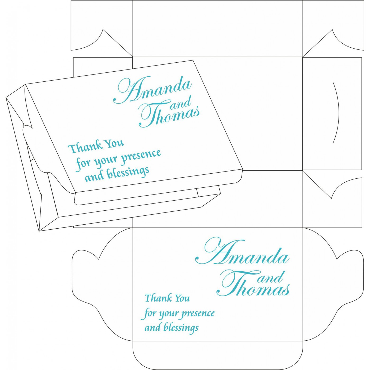 Sweet Boxes : CSB-8223H - IndianWeddingCards