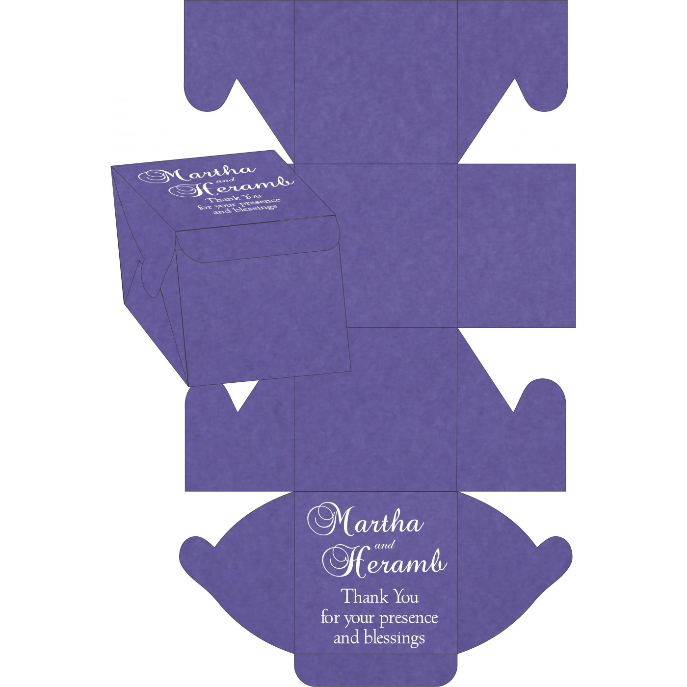 Sweet Boxes : CSB-8227E - IndianWeddingCards