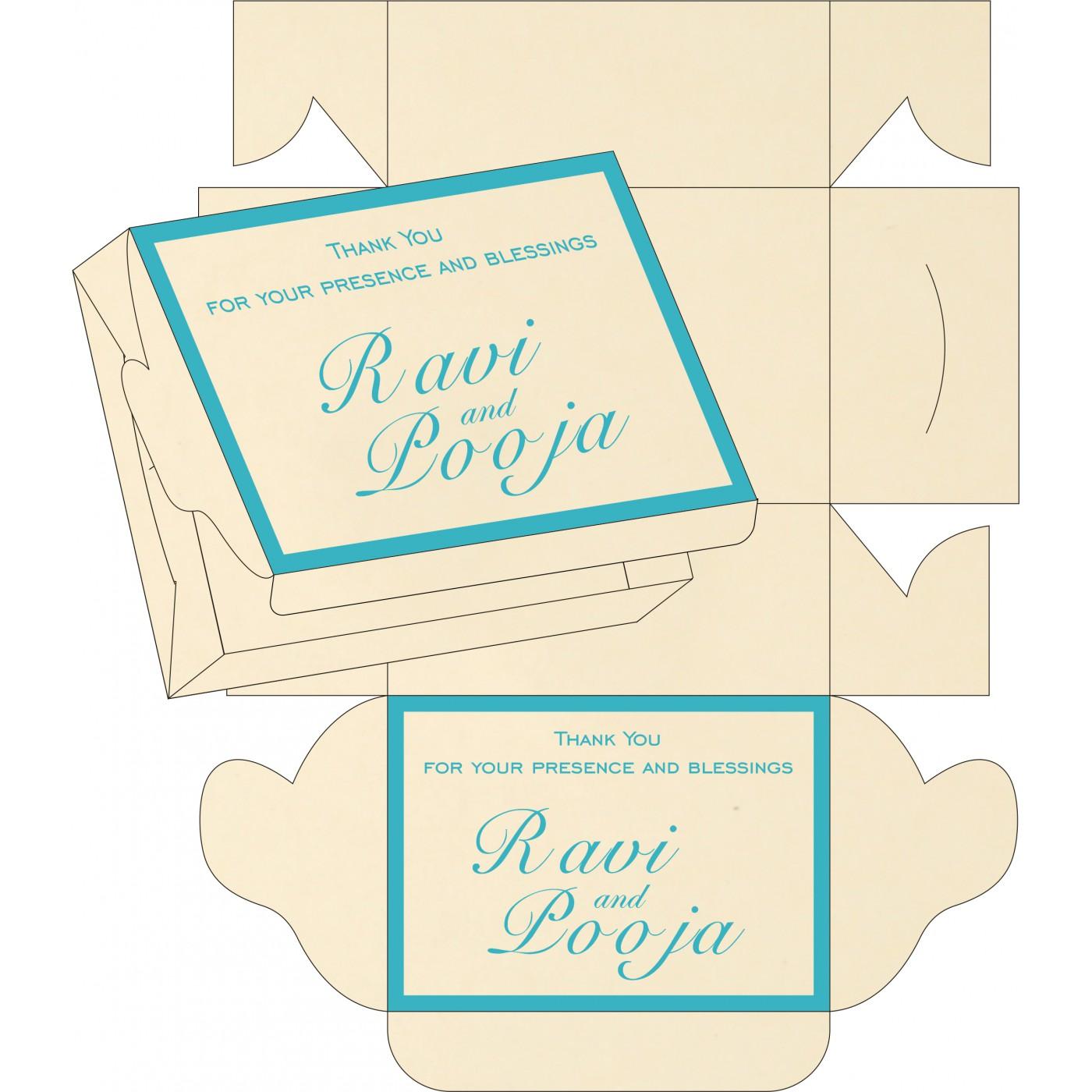 Sweet Boxes : CSB-8229M - IndianWeddingCards
