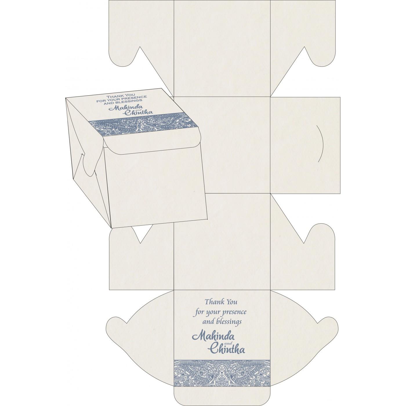 Sweet Boxes : CSB-8234J - IndianWeddingCards