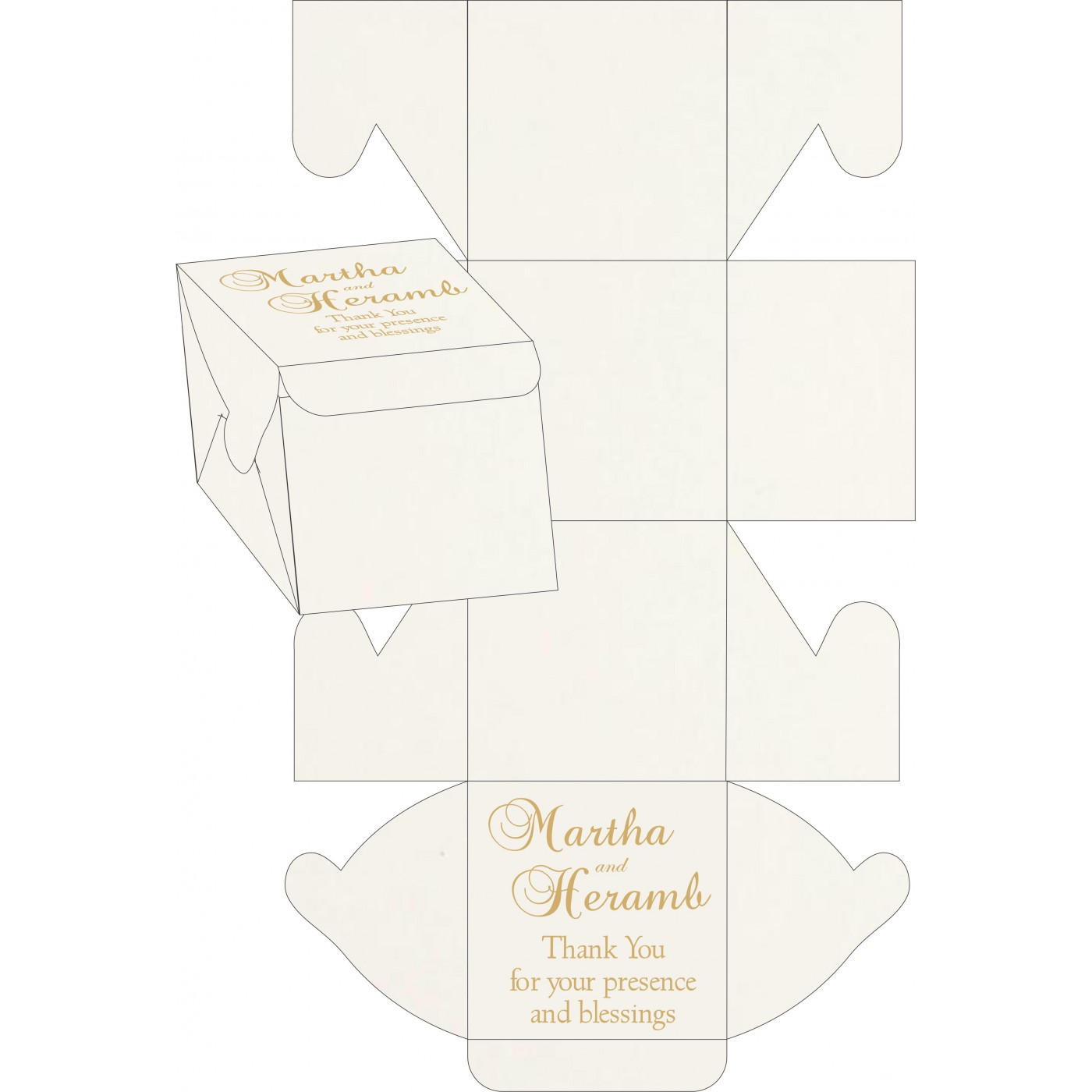 Sweet Boxes : CSB 8238F
