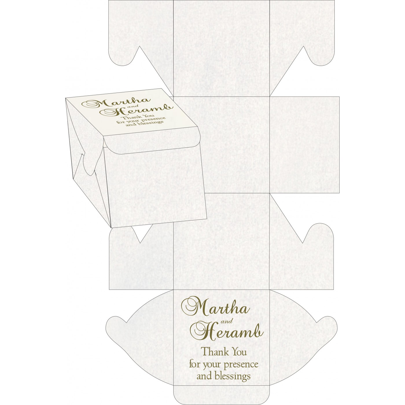 Sweet Boxes : CSB-8241L - IndianWeddingCards