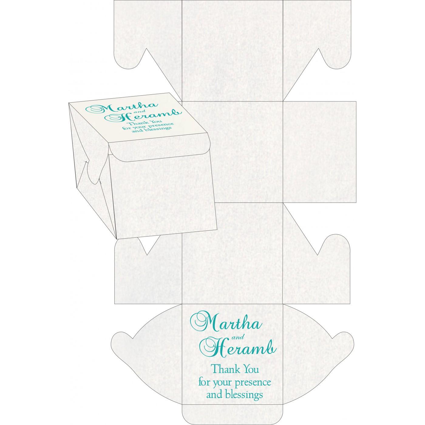 Sweet Boxes : CSB-8244C - IndianWeddingCards