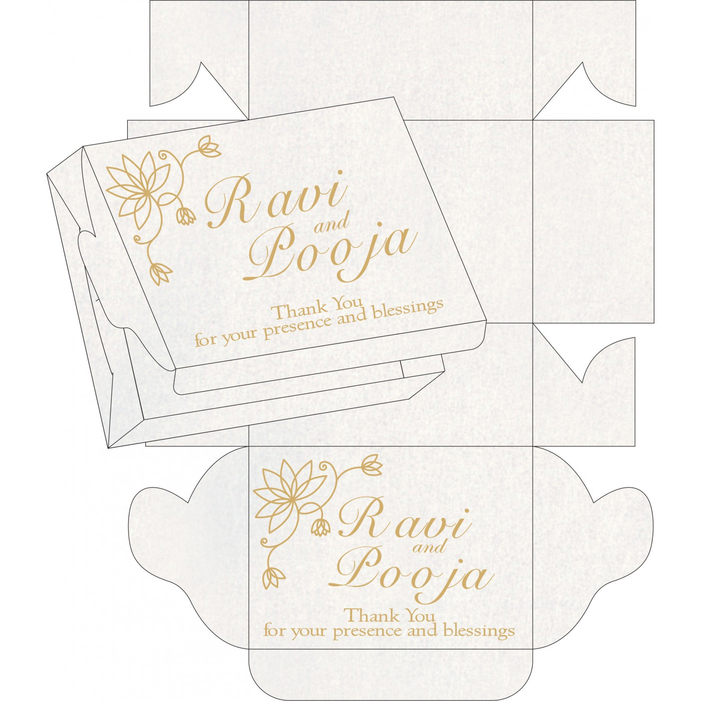 Sweet Boxes : CSB 8251E