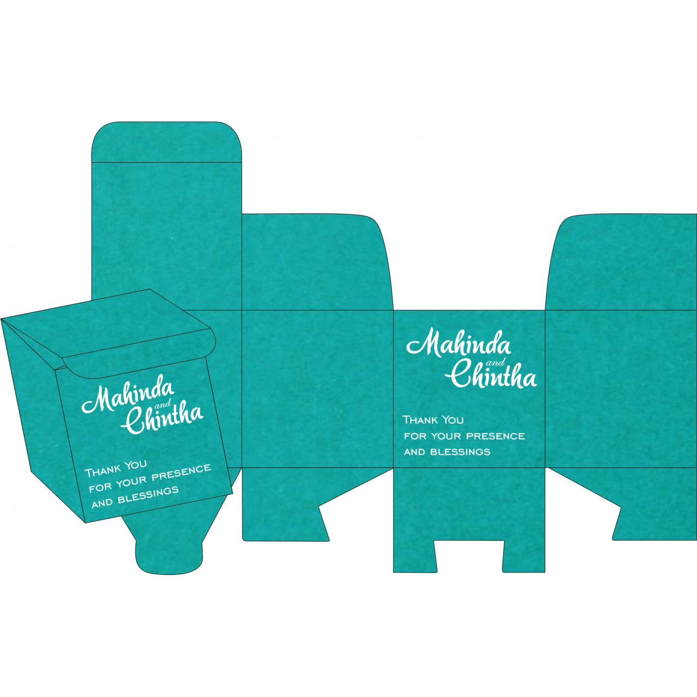 Sweet Boxes : CSB-8254E - IndianWeddingCards