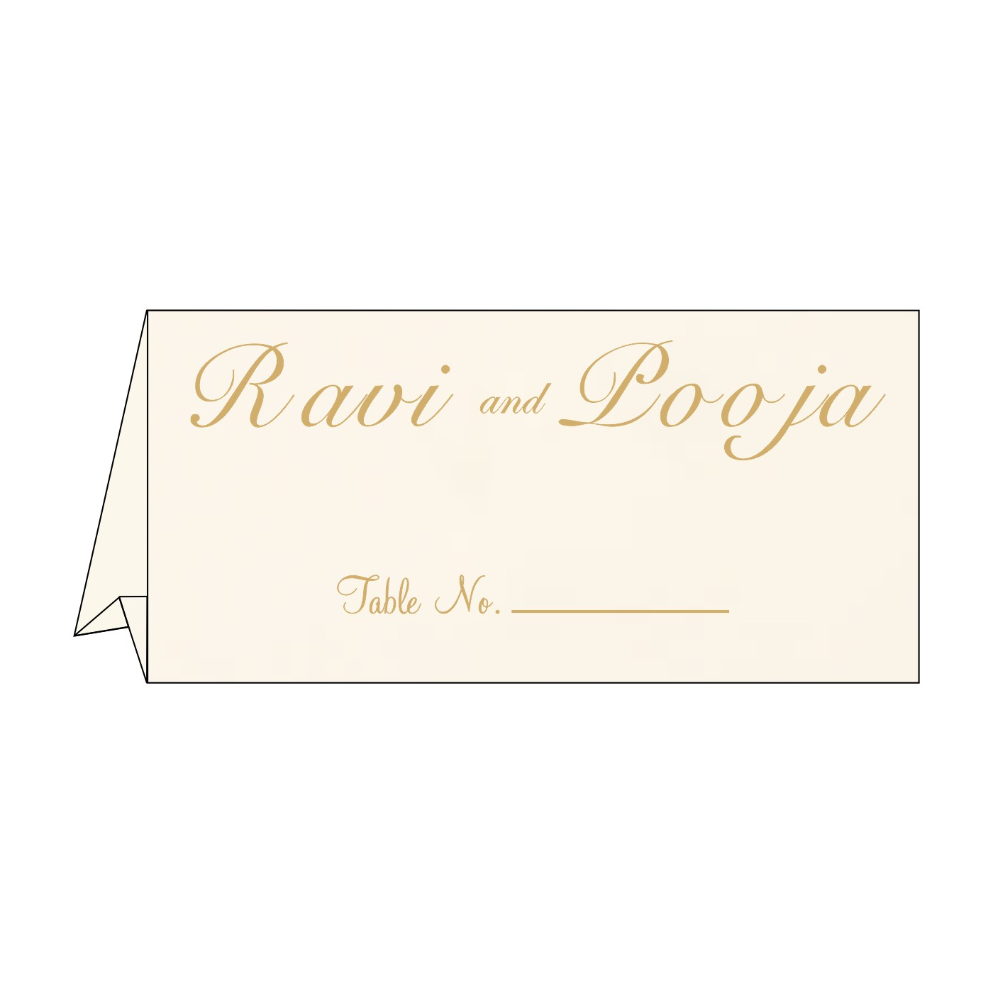 Table Cards : CTC-1144 - IndianWeddingCards
