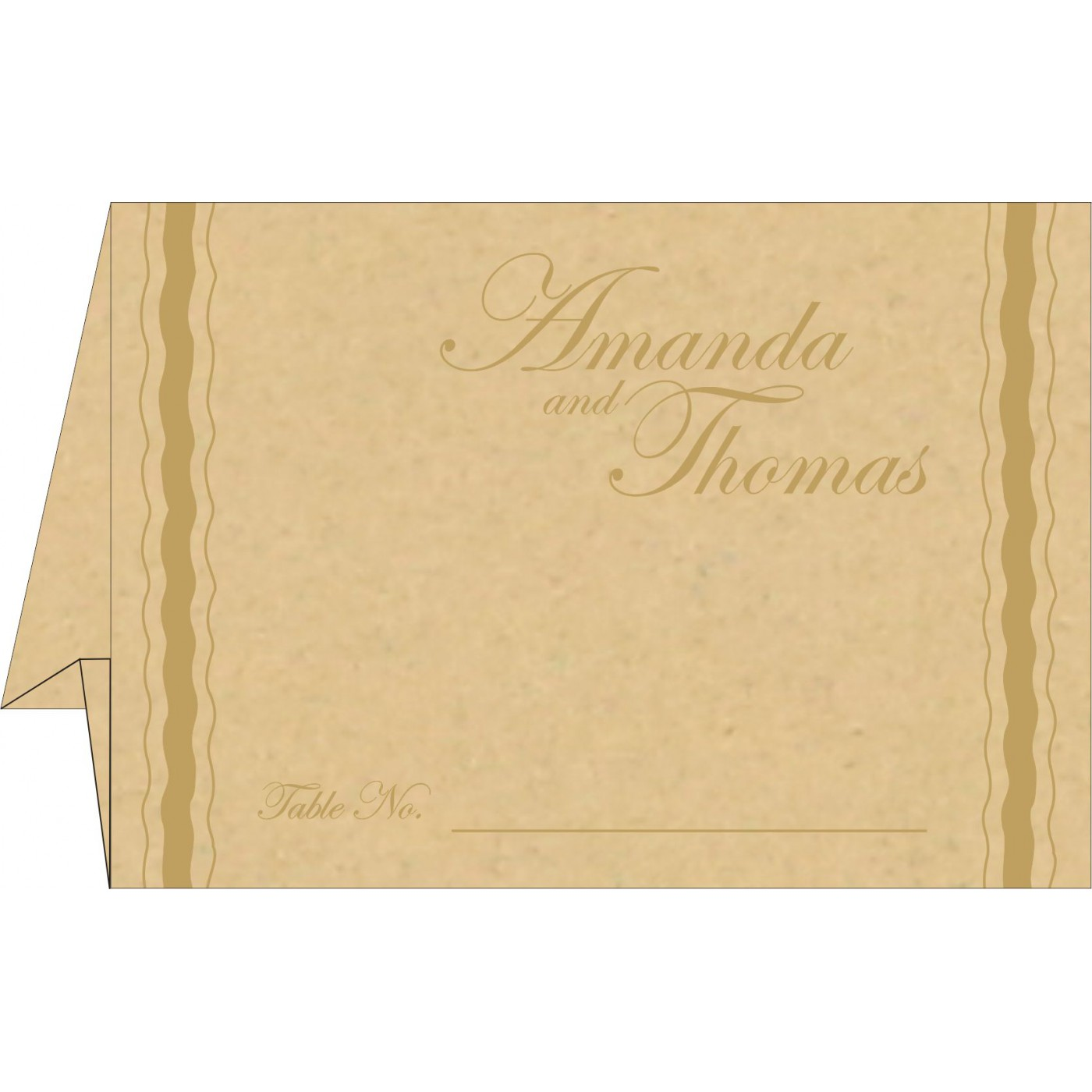Table Cards : CTC-1187 - IndianWeddingCards