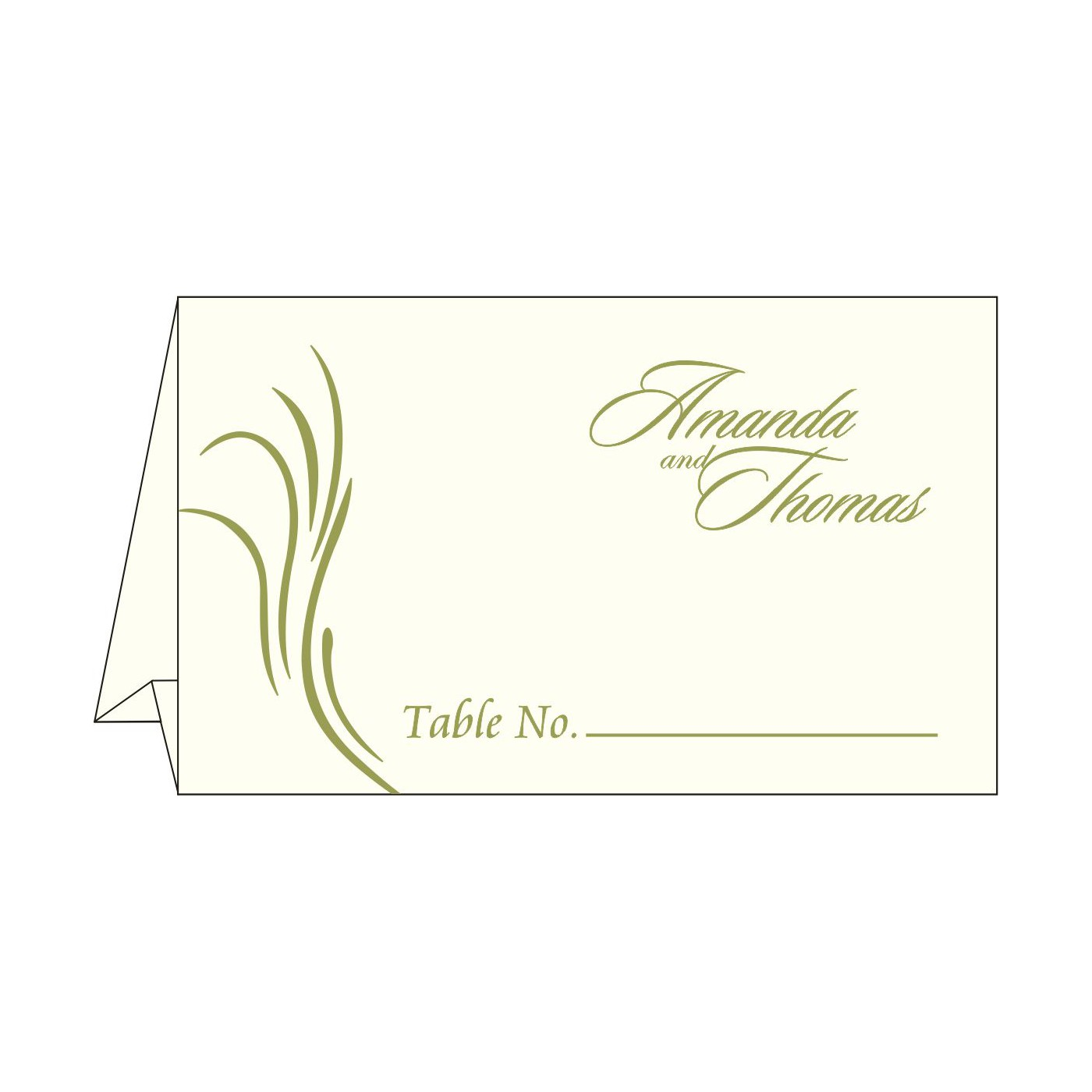 Table Cards : CTC-1317 - IndianWeddingCards