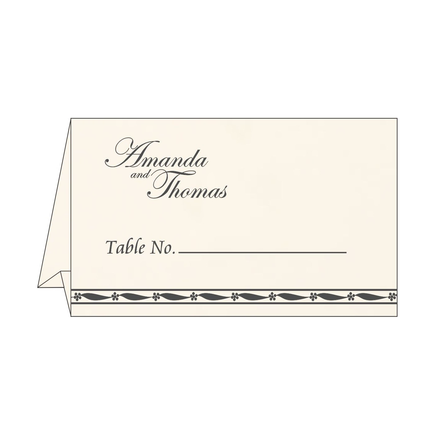 Table Cards : CTC-1328 - IndianWeddingCards
