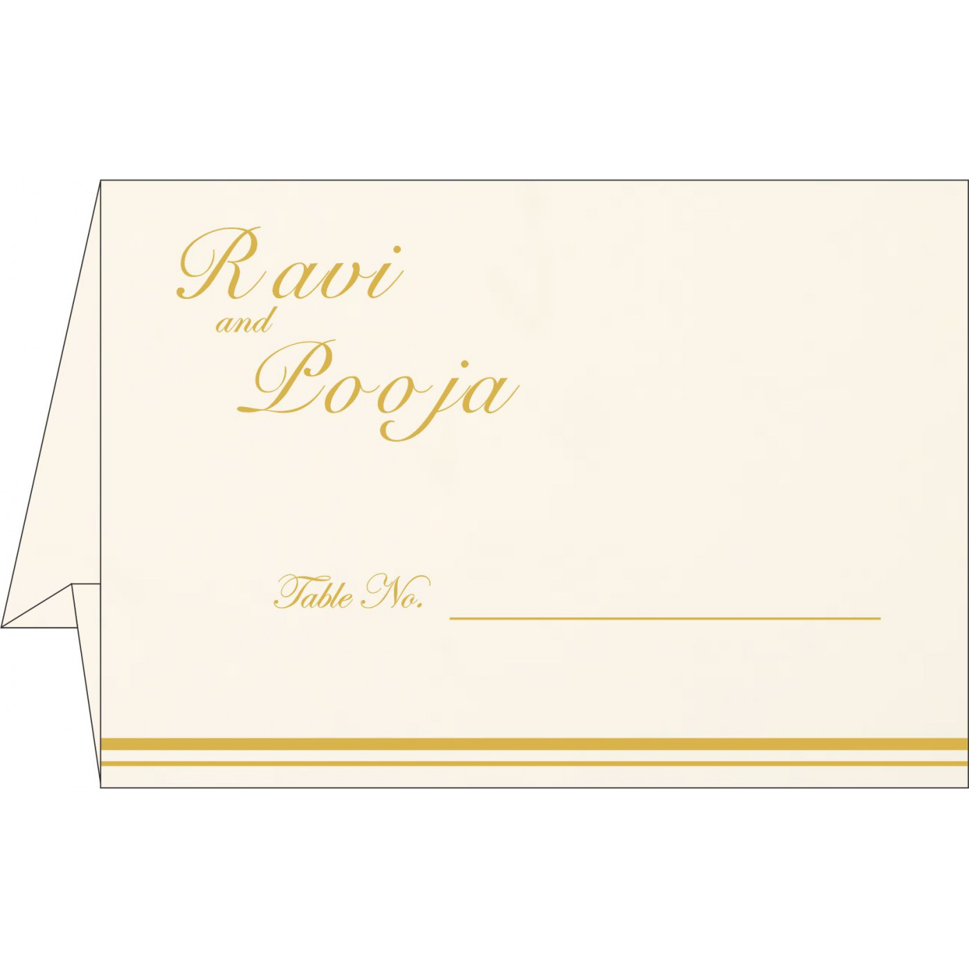 Table Cards : CTC-1350 - IndianWeddingCards