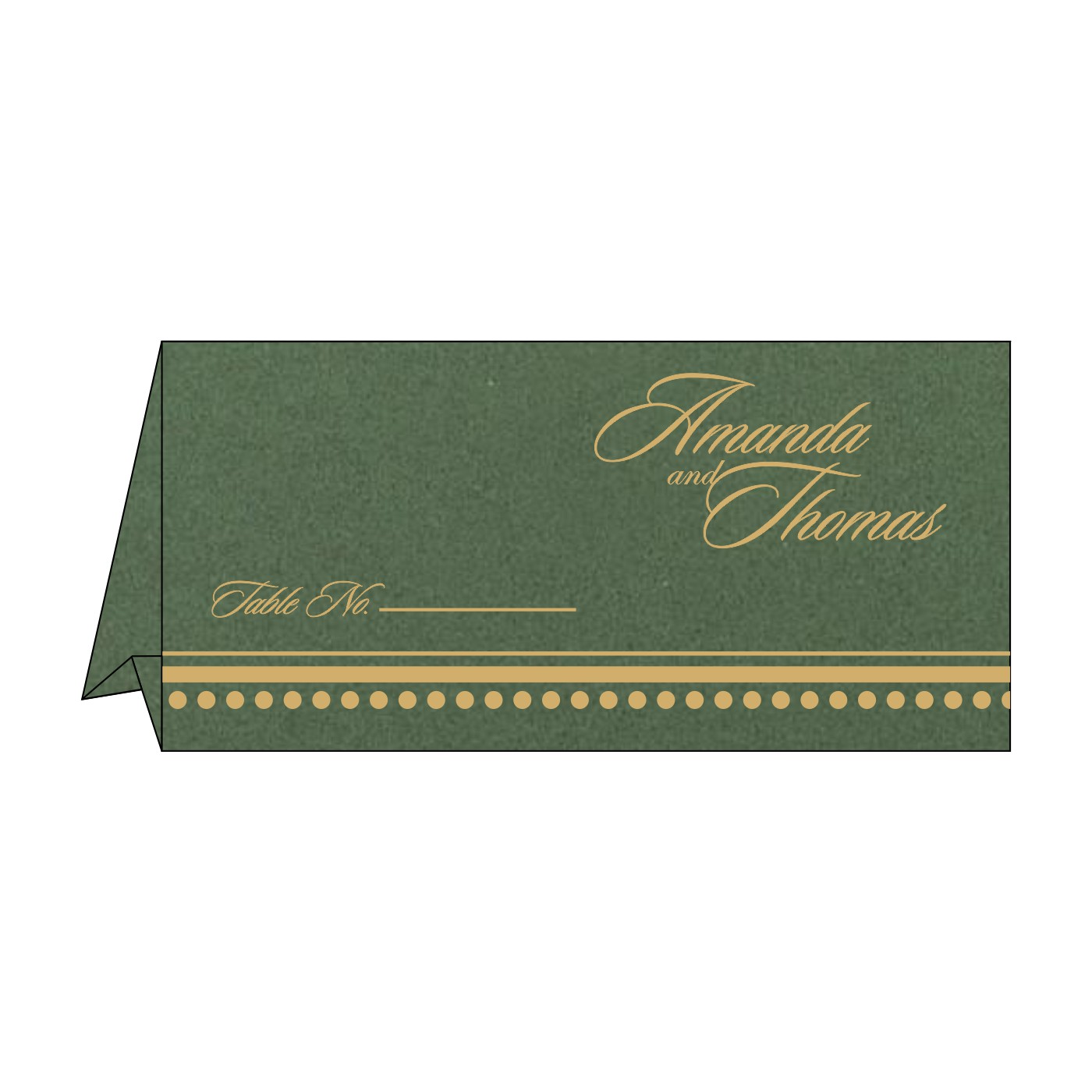 Table Cards : CTC-1388 - IndianWeddingCards