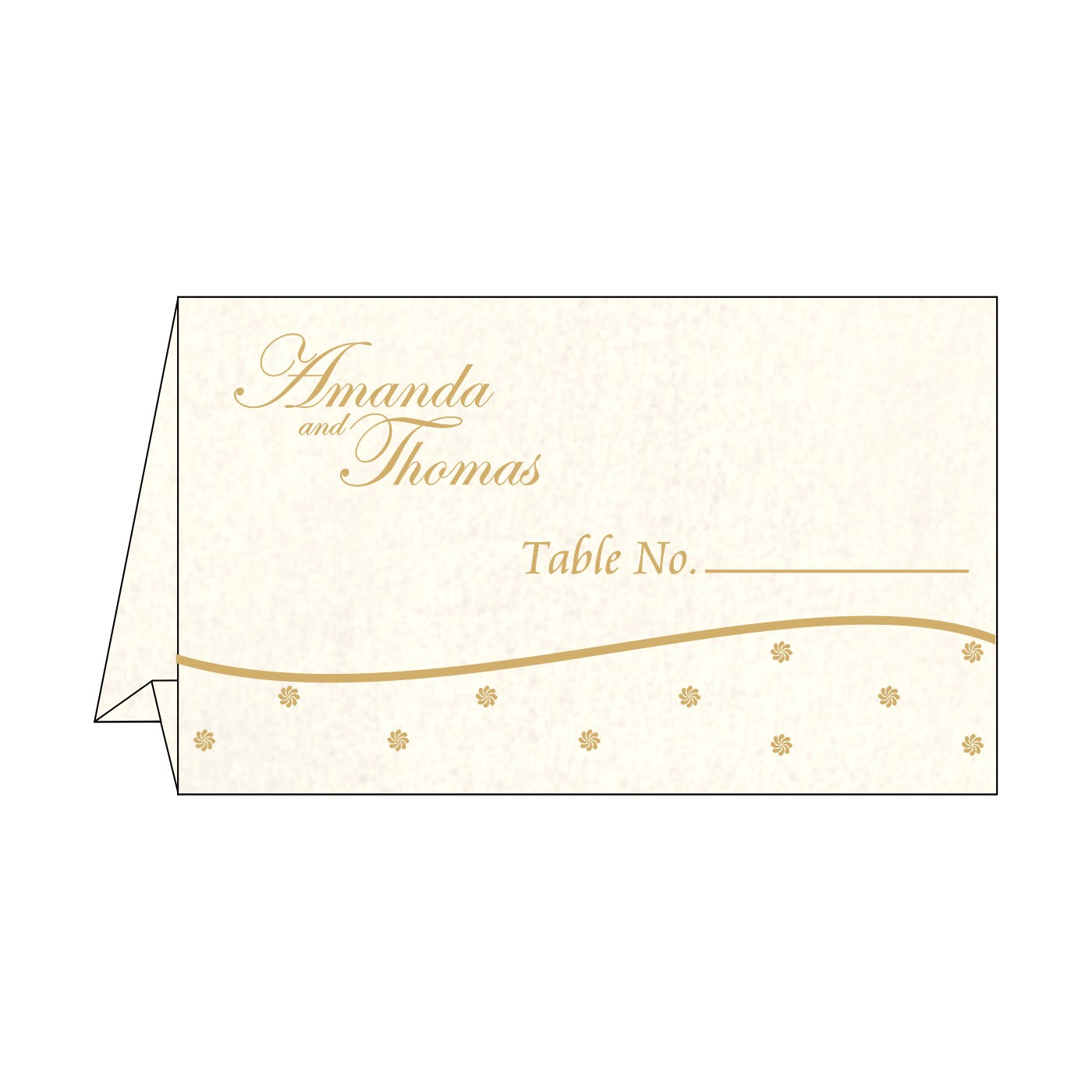 Table Cards : CTC-1435 - IndianWeddingCards