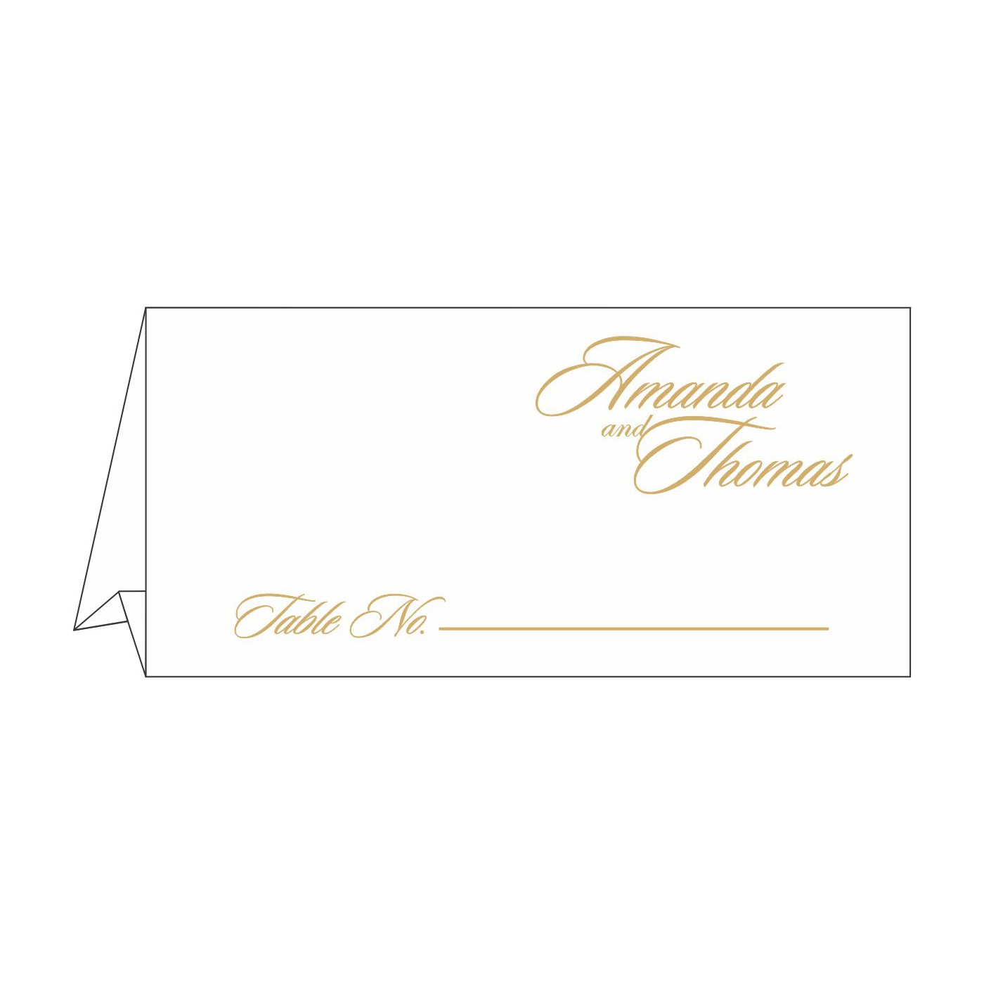Table Cards : CTC-1447 - IndianWeddingCards