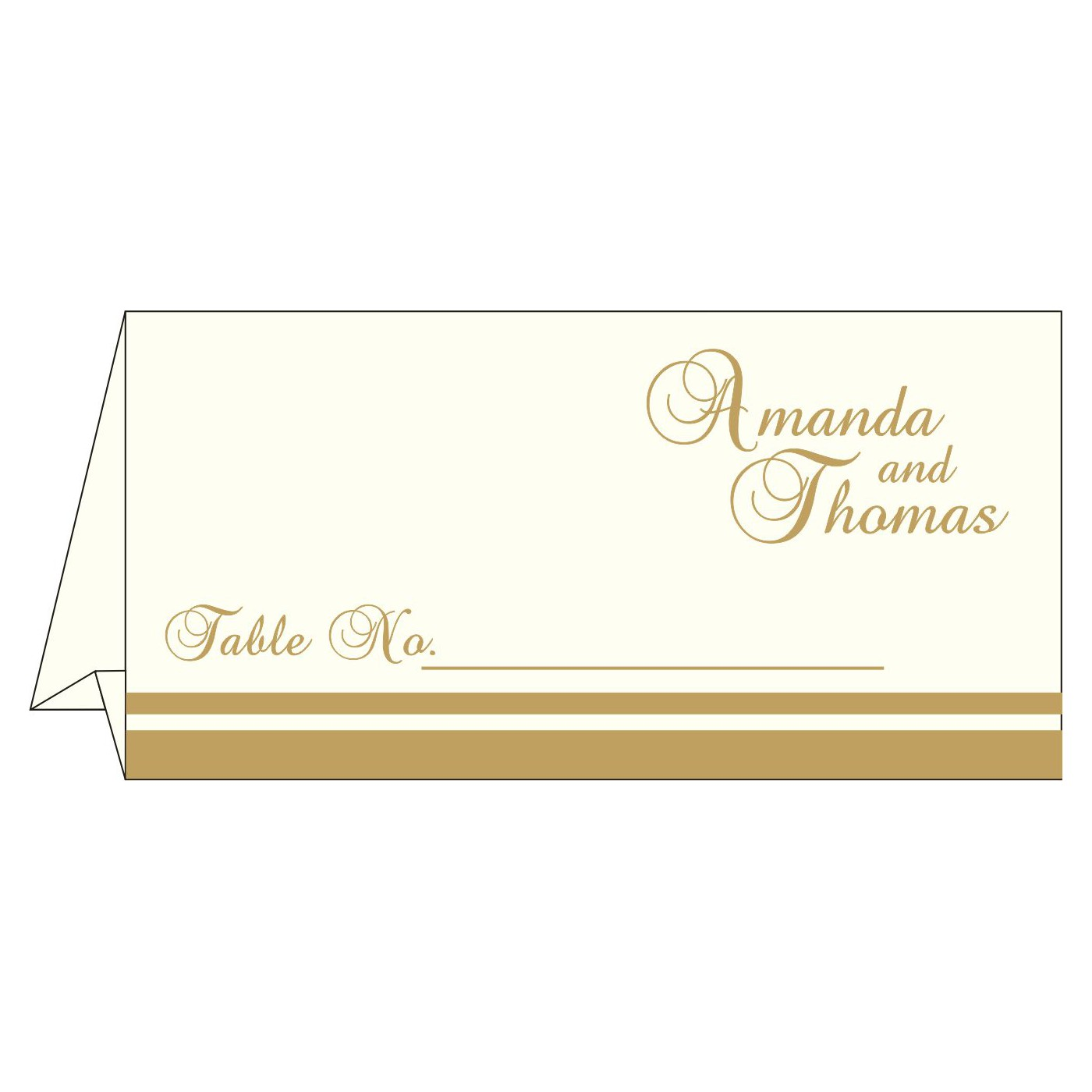 Table Cards : CTC-2153 - IndianWeddingCards