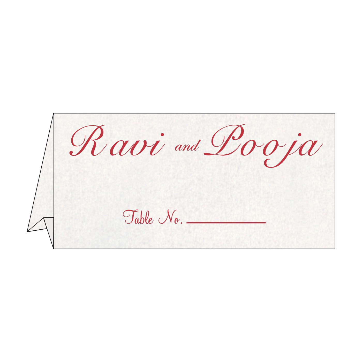 Table Cards : CTC-5016D - IndianWeddingCards