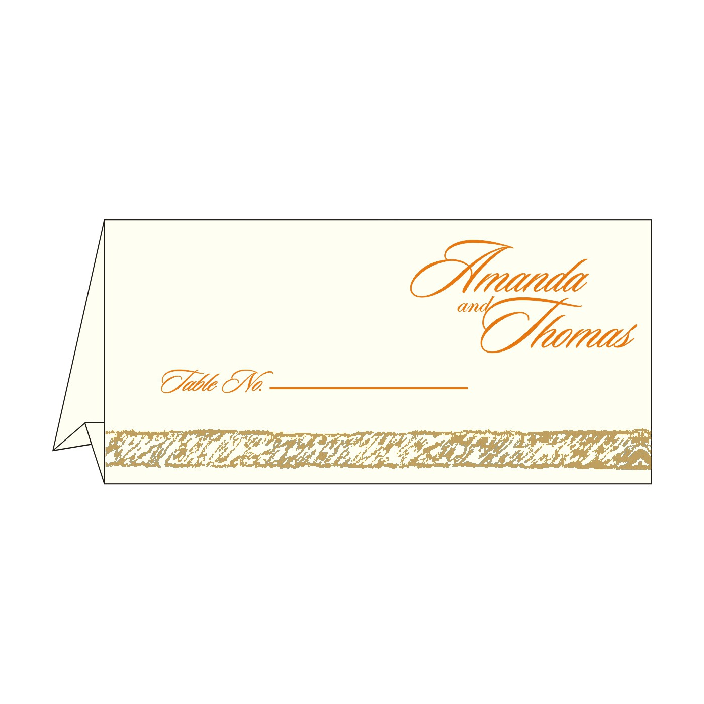 Table Cards : CTC-8209M - IndianWeddingCards