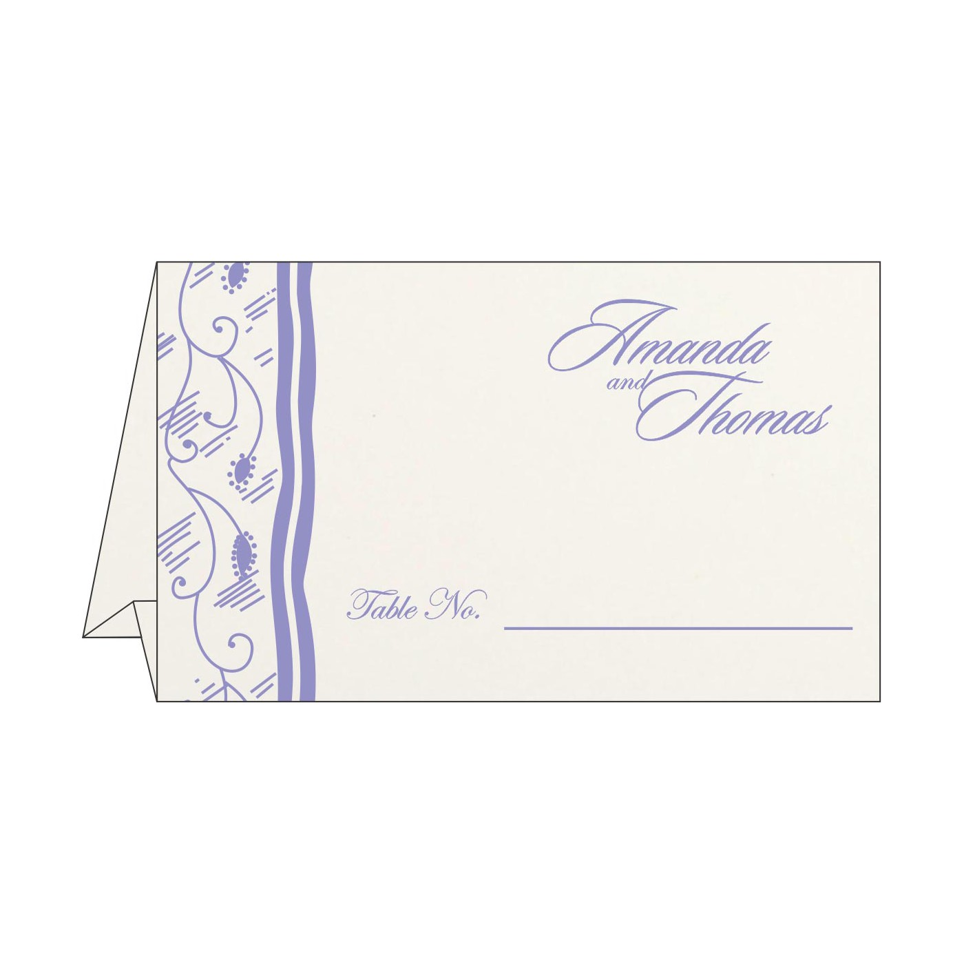 Table Cards : CTC 8210N