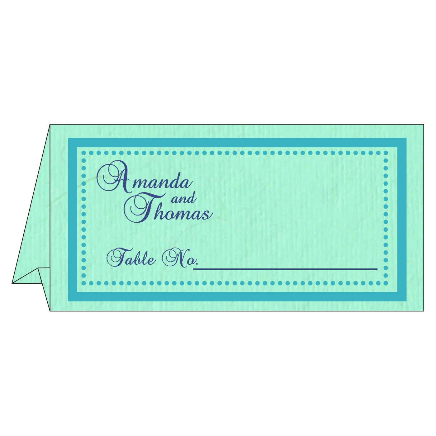 Table Cards : CTC-8219C - IndianWeddingCards