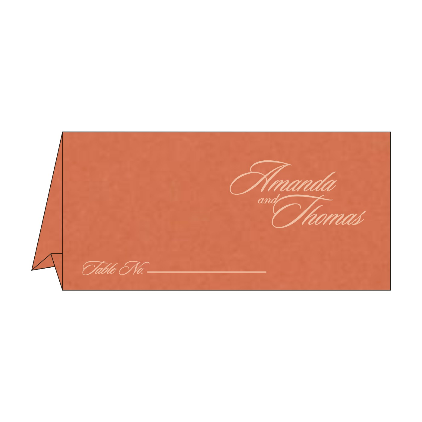 Table Cards : CTC-8222P - IndianWeddingCards