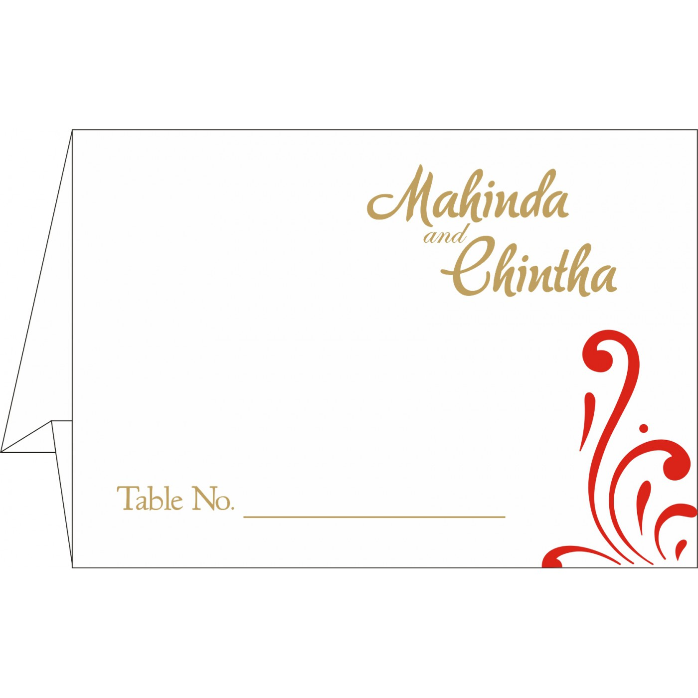 Table Cards : CTC-8223F