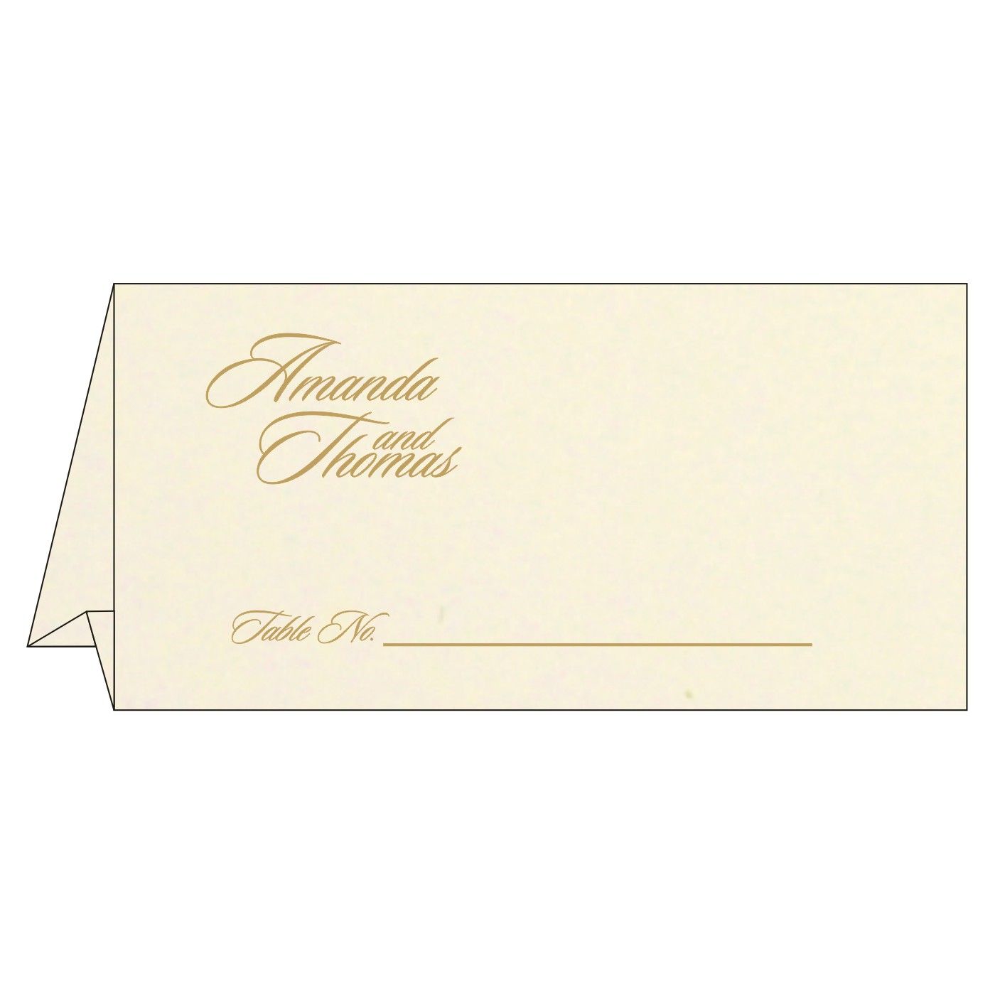 Table Cards : CTC-8226L - IndianWeddingCards