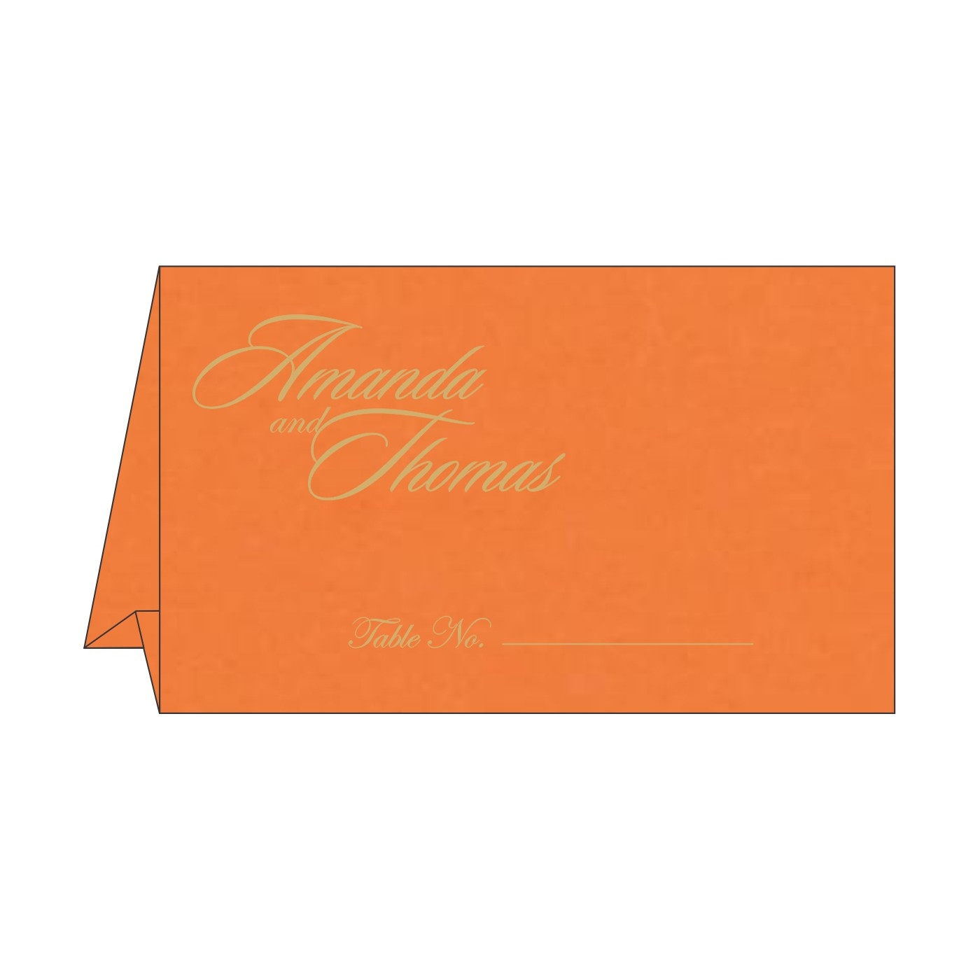 Table Cards : CTC-8227D - IndianWeddingCards