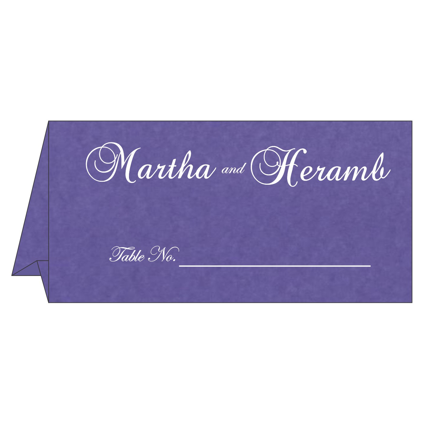 Table Cards : CTC-8227E - IndianWeddingCards