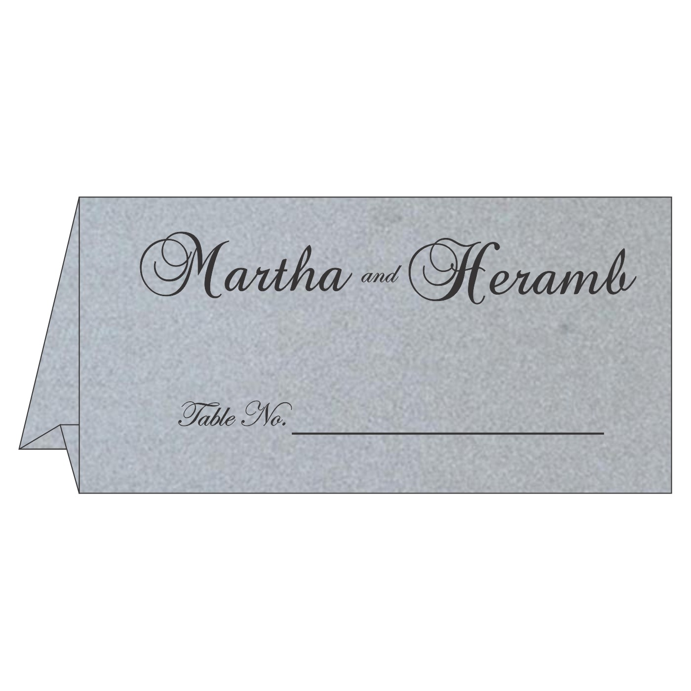 Table Cards : CTC-8230F - IndianWeddingCards