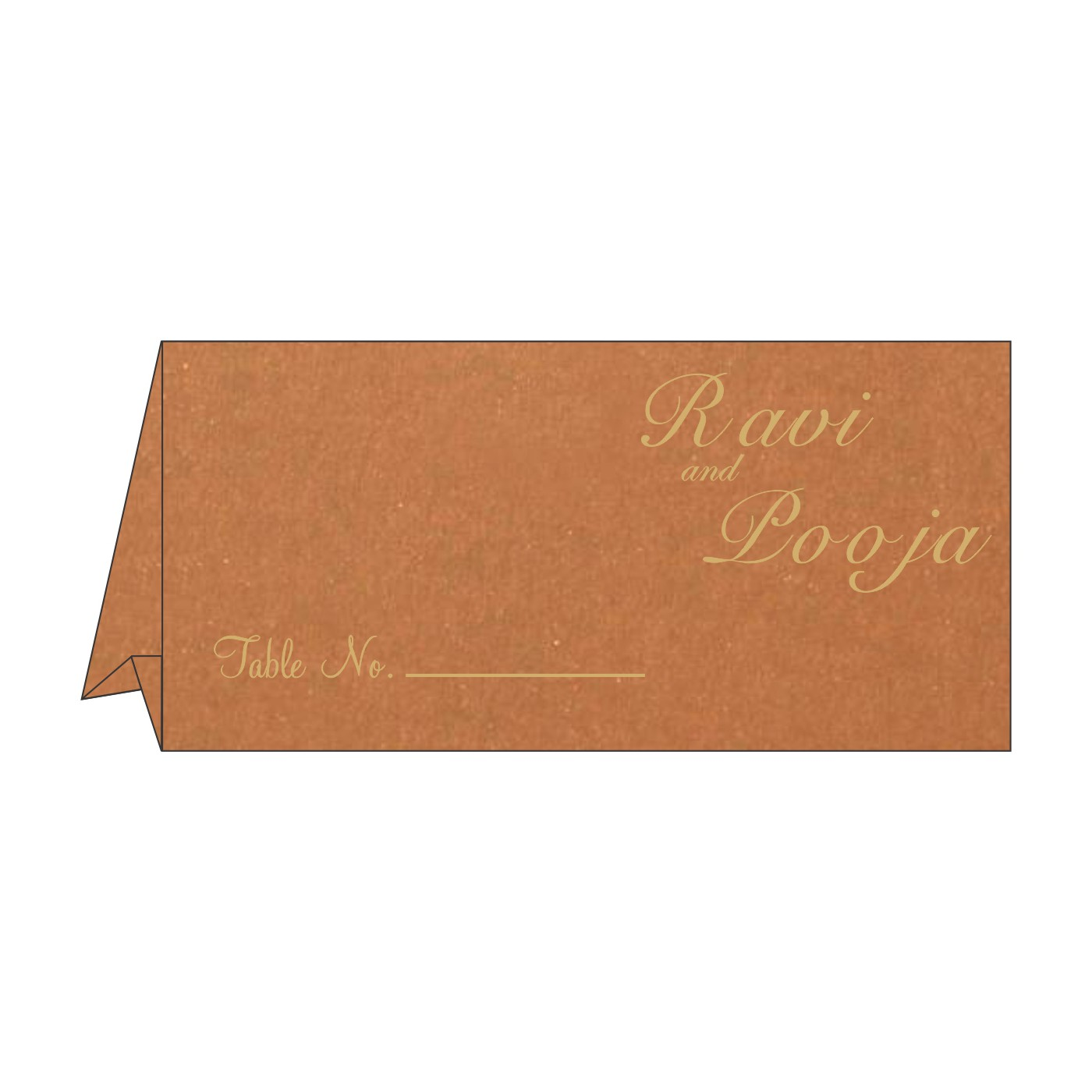 Table Cards : CTC-8230Q - IndianWeddingCards