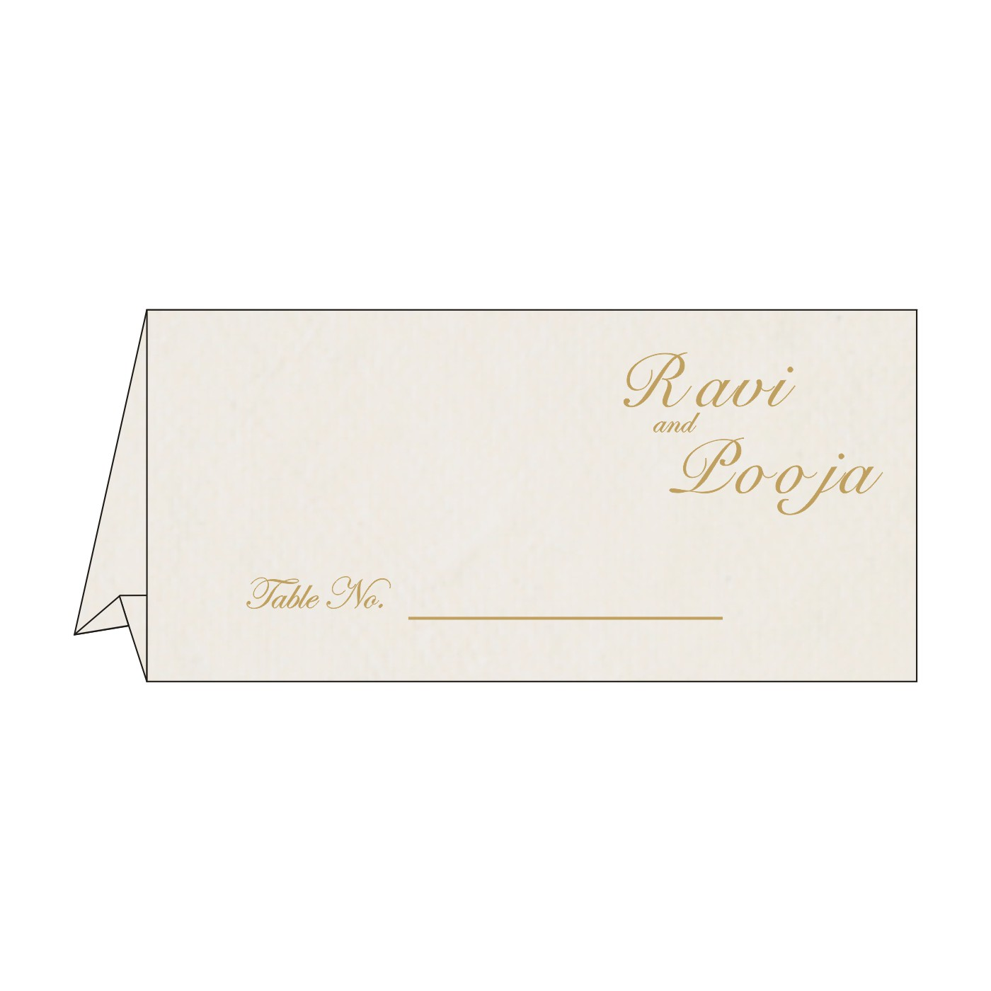 Table Cards : CTC-8234D - IndianWeddingCards