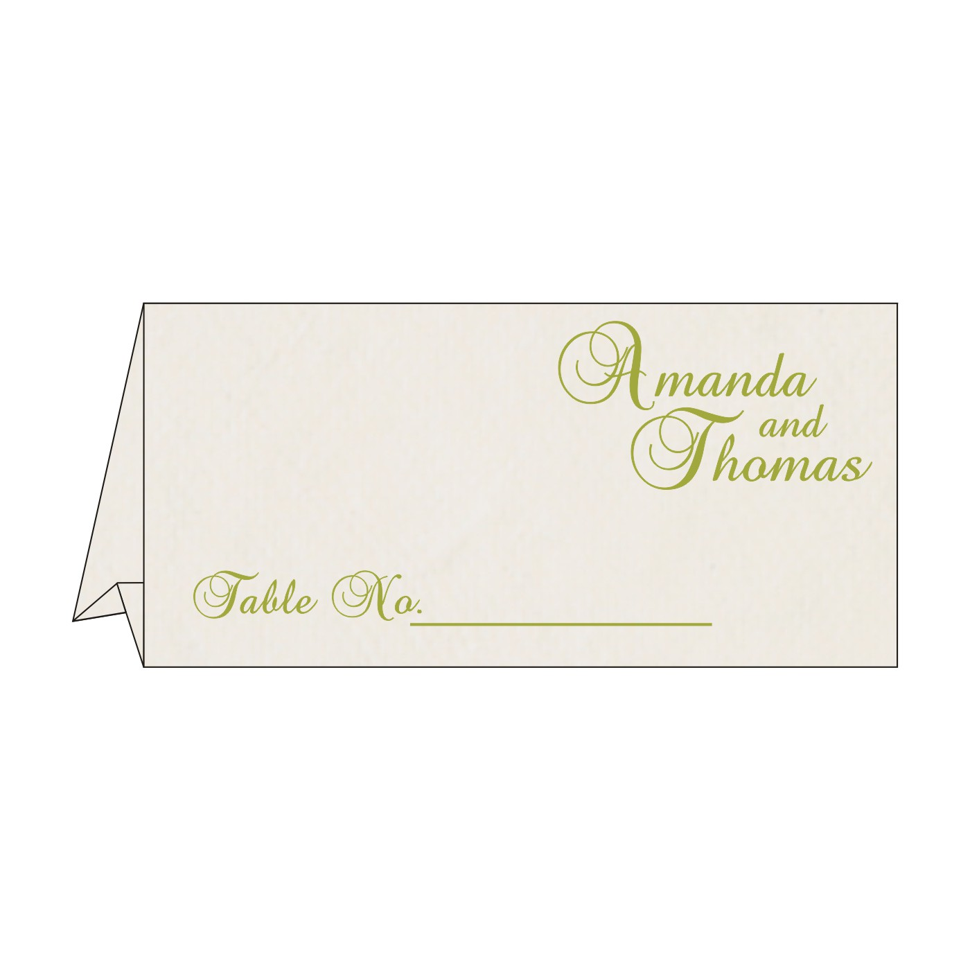 Table Cards : CTC-8234H - IndianWeddingCards