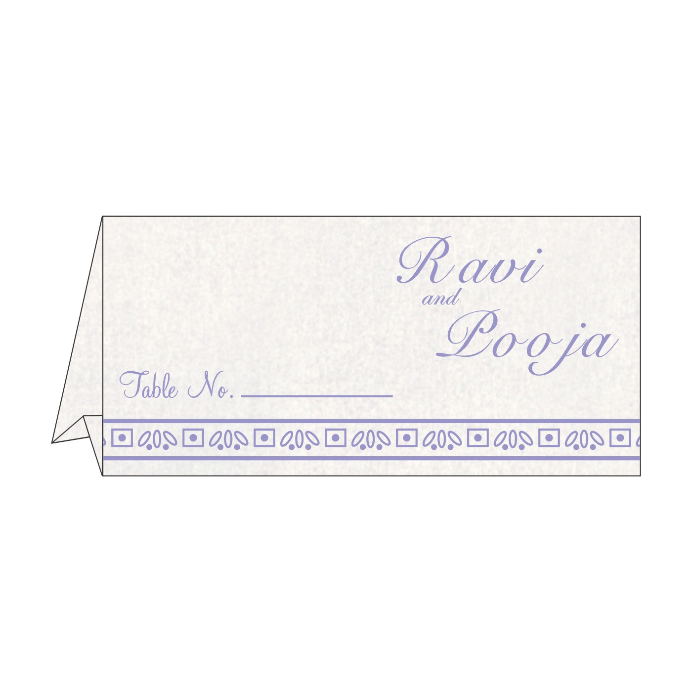 Table Cards : CTC-8241D - IndianWeddingCards
