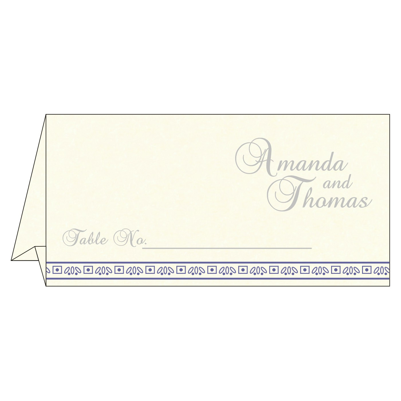 Table Cards : CTC-8242C - IndianWeddingCards