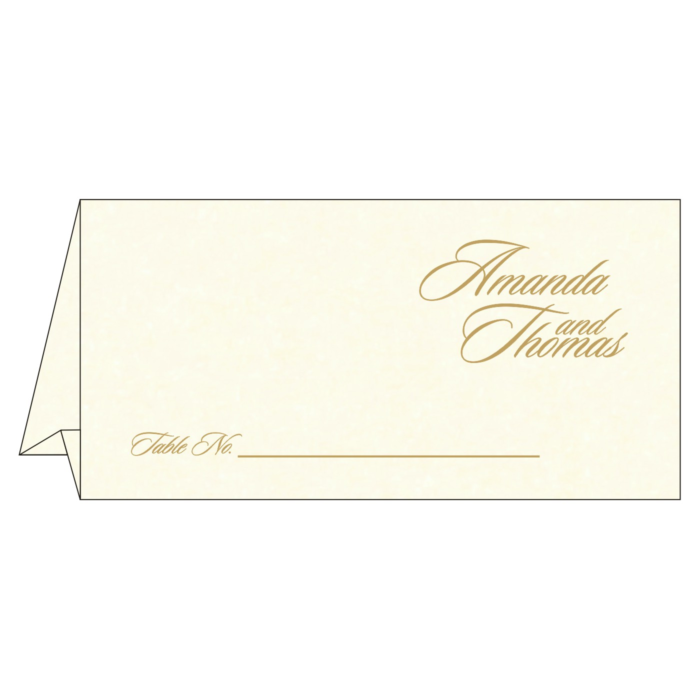 Table Cards : CTC-8248H - IndianWeddingCards