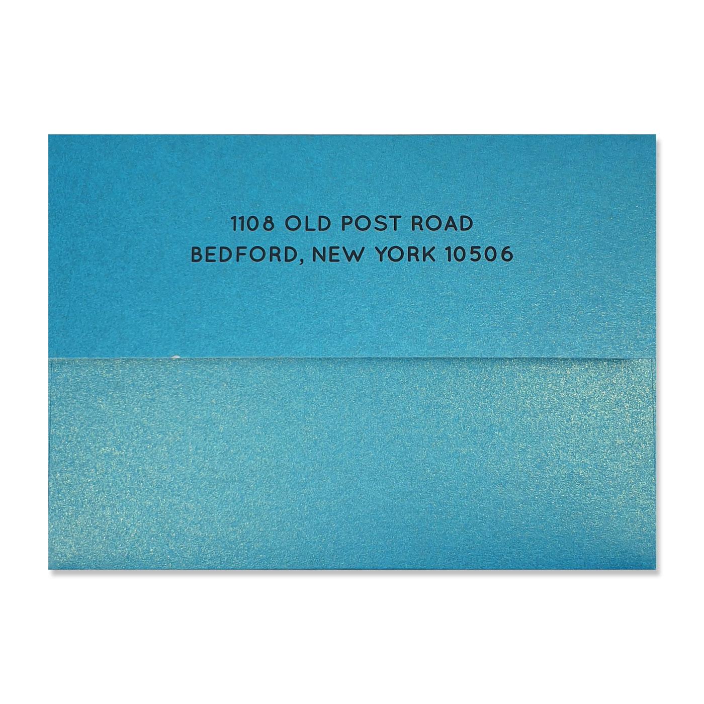 Thank You Cards : CTYC-CRISPY_RAY - IndianWeddingCards