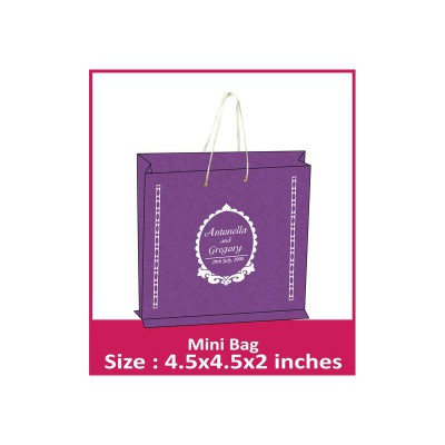 Carry Bags CB-001 - IndianWeddingCards