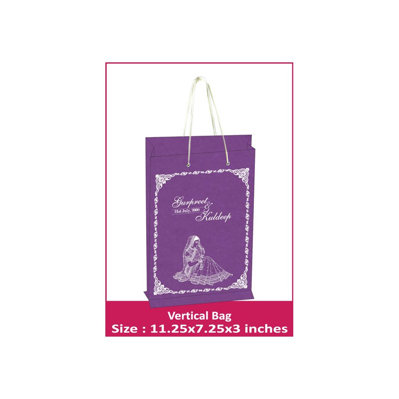 Carry Bags : CCB-049 - IndianWeddingCards